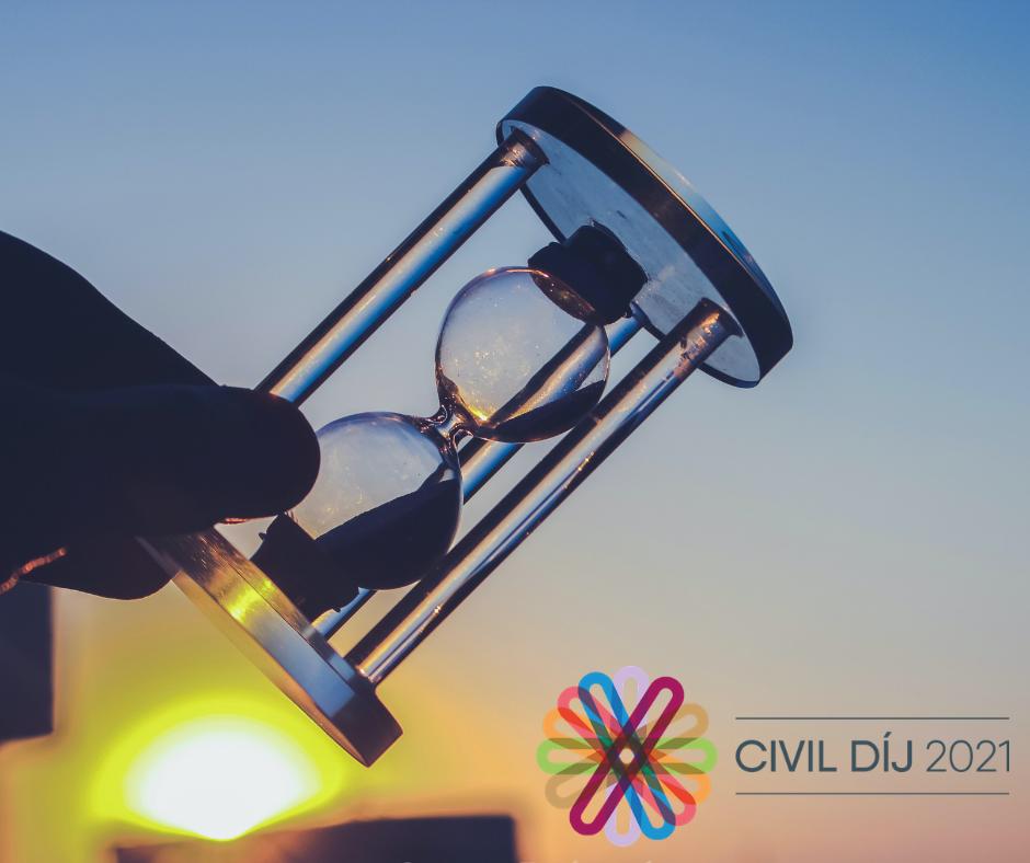 Civil Díj 2021 hosszabbítás